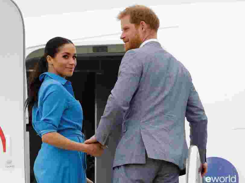 8 privilèges que Meghan Markle et le prince Harry n'auront plus après le 'Megxit'