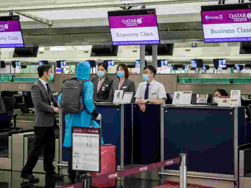 Des Français bloqués à l'étranger sont contraints de payer des sommes folles pour un billet d'avion retour