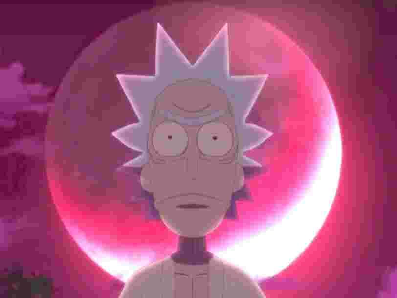 Un court-métrage de 'Rick et Morty' publié sur YouTube pour faire patienter les fans avant le retour de la série