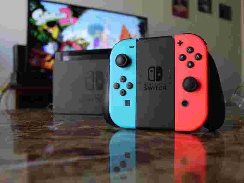 La Nintendo Switch est en rupture de stock chez la plupart des distributeurs français