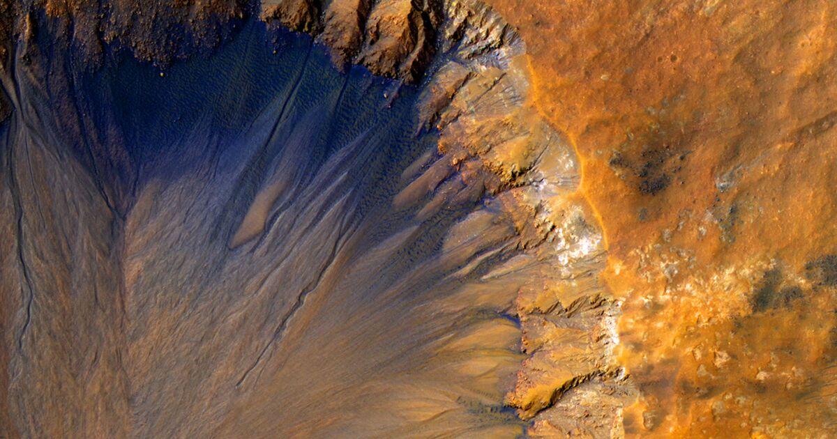 Mars abriterait au moins deux anciens réservoirs d'eau souterrains
