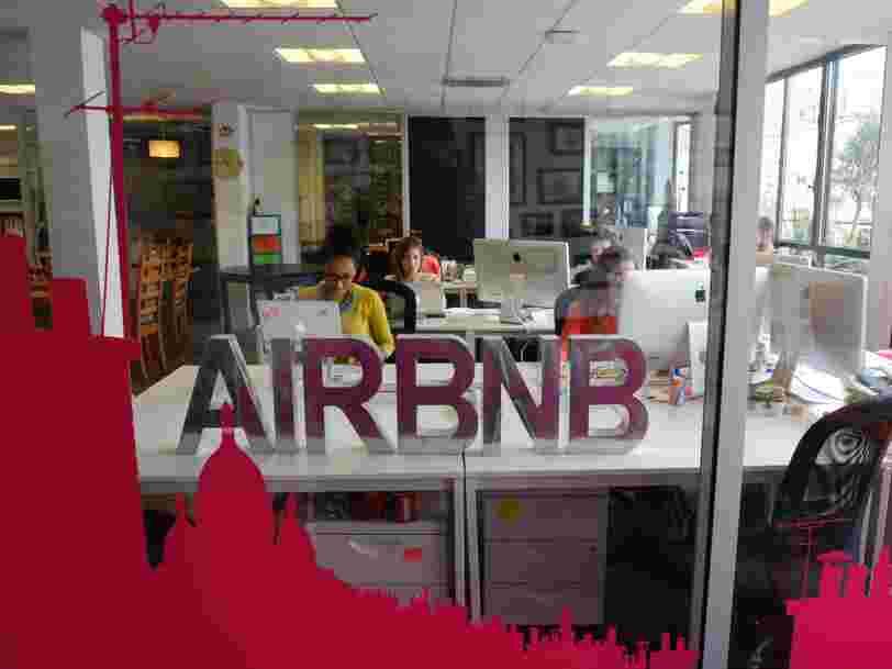 Airbnb va verser 250 M€ aux propriétaires de logements confrontés à une vague d'annulations