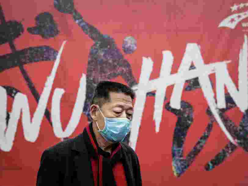 Des mots-clés liés au coronavirus ont émergé sur le réseau chinois WeChat bien avant que les premiers cas soient confirmés