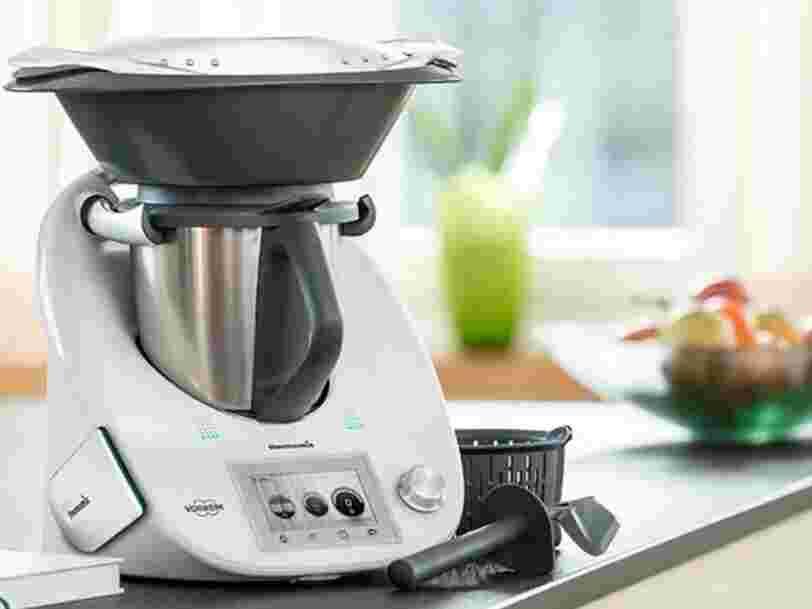 Vous pouvez désormais acheter votre robot cuiseur Thermomix en ligne, mais il faut être patient