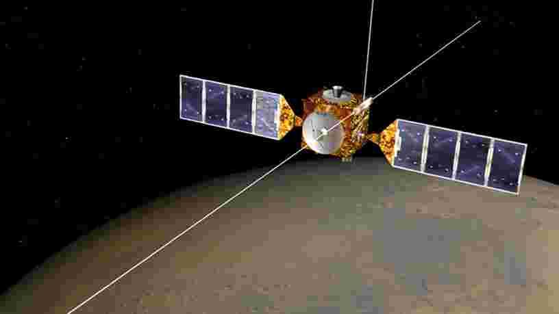L'Agence spatiale européenne a redémarré ses missions mises en veille