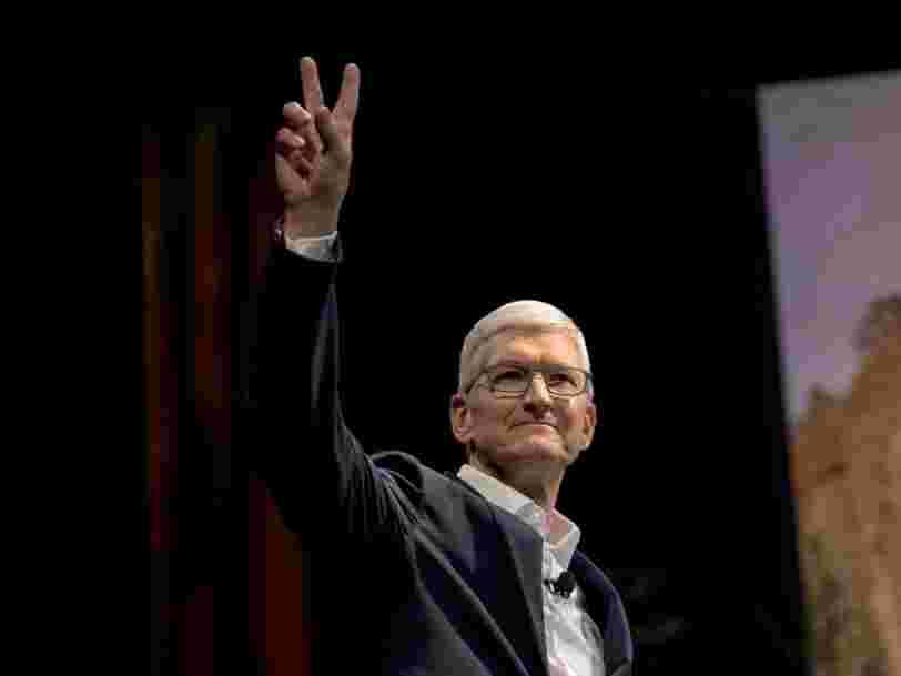 Apple se prépare à produire 1 million de masques par semaine pour équiper les soignants
