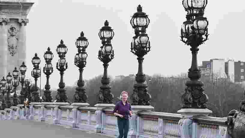 Le jogging à Paris ne pourra désormais s'effectuer qu'avant 10h ou après 19h