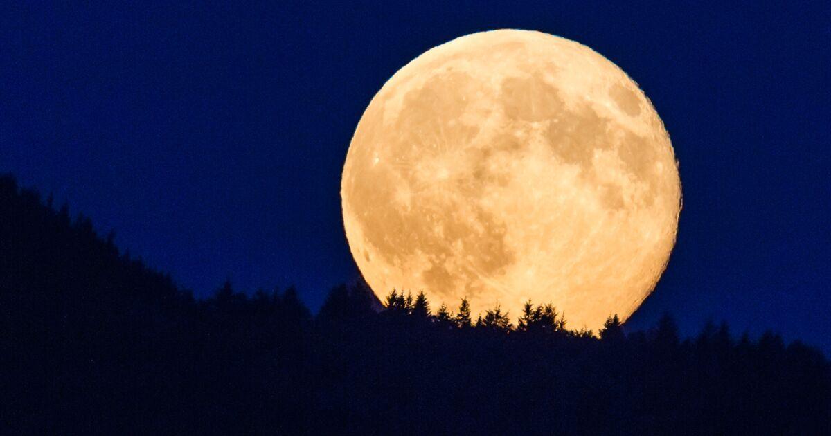 Comment voir la super-Lune de ce soir et tenter de la prendre en photo