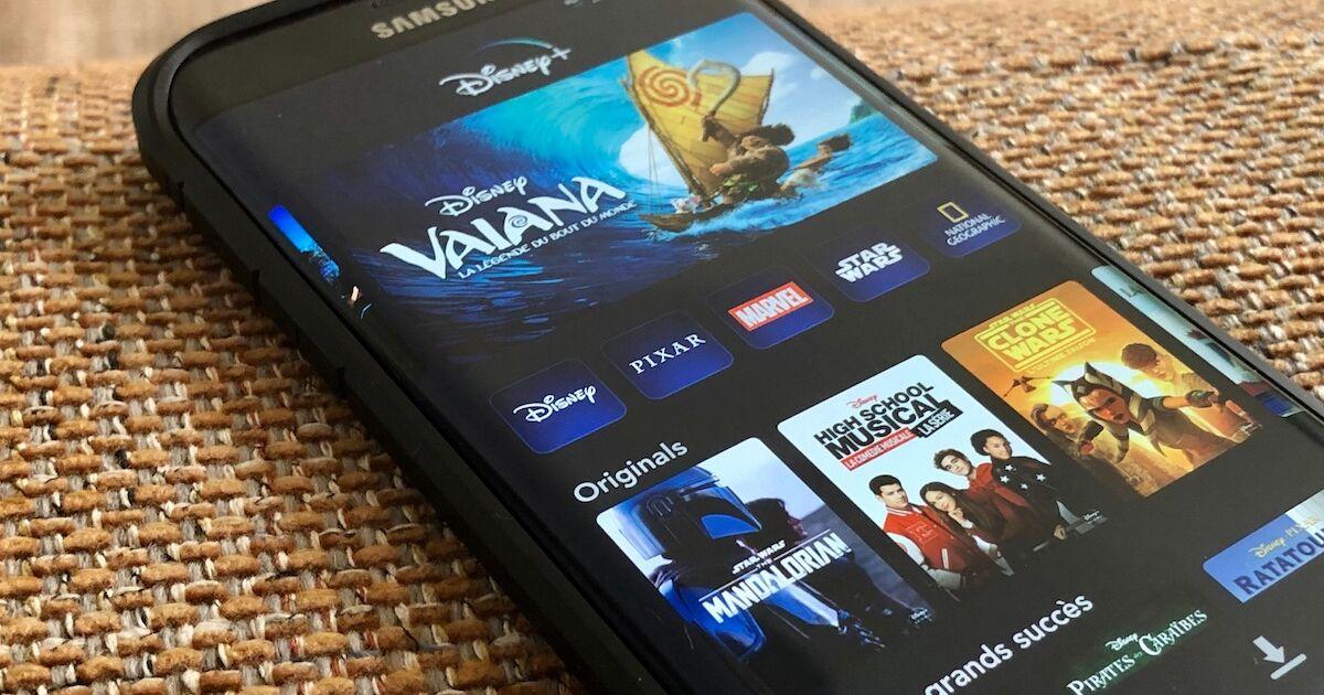 Voici comment accéder à Disney+ si vous êtes abonné à Canal+