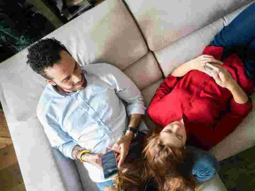 Facebook lance Tuned, un réseau social pour les couples