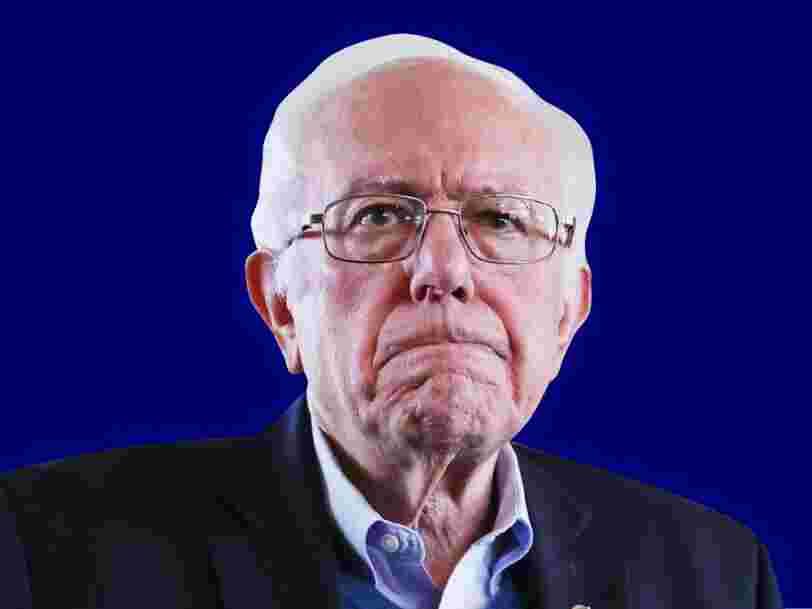 Bernie Sanders abandonne la course à la Maison Blanche