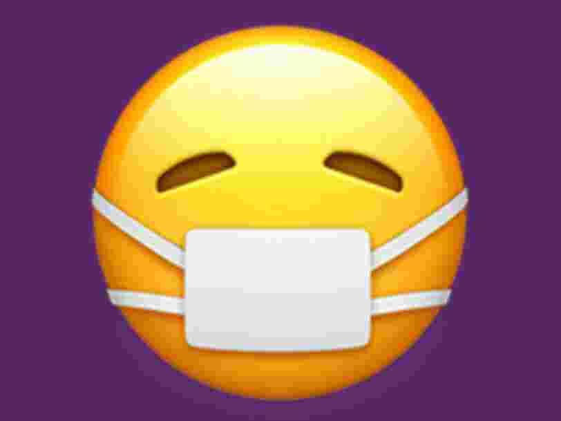 Il n'y aura pas de nouvel emoji sur iOS et Android en 2021 à cause du coronavirus