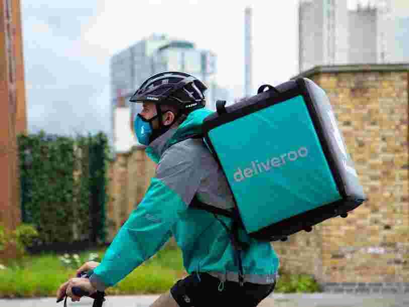 Monoprix, Franprix, Casino : vous allez pouvoir vous faire livrer leurs produits par Deliveroo en moins de 30 minutes