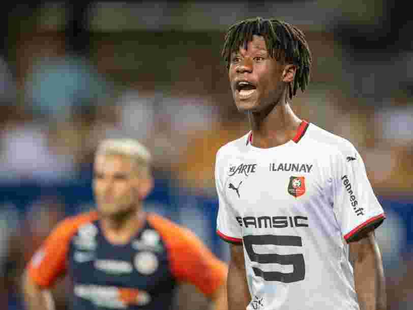Camavinga, Haland... Les 11 jeunes footballeurs les plus chers en Europe