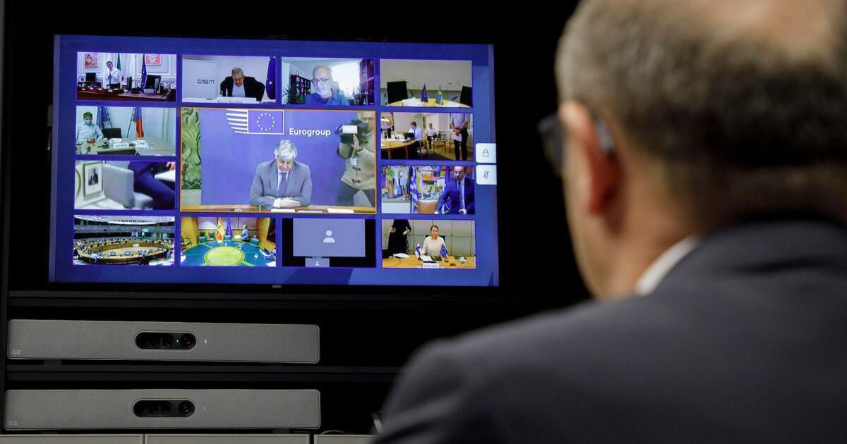 Les 27 de l'Eurogroupe s'entendent sur un plan de plus de 500 Mds€ pour répondre à l'épidémie de Covid-19