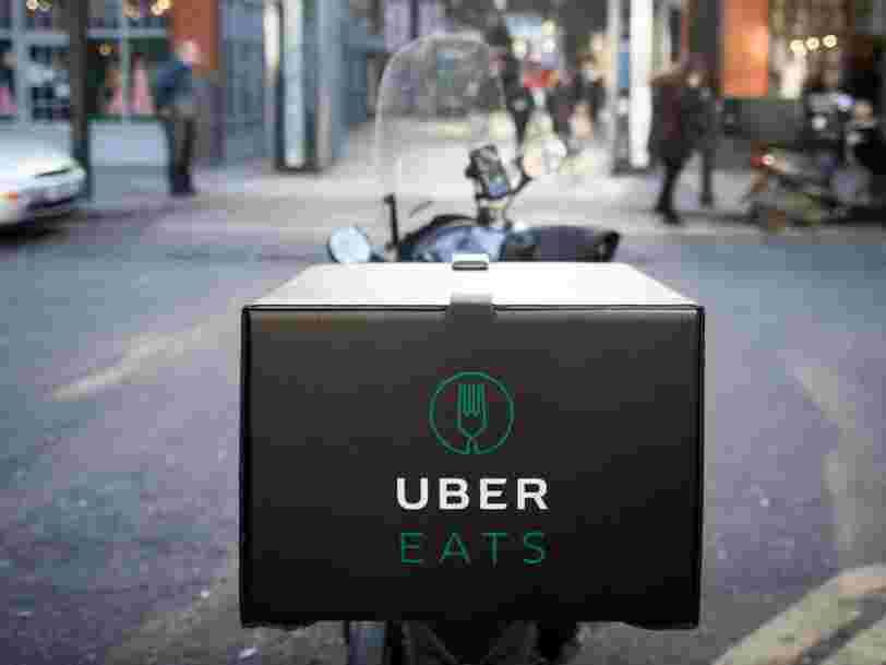 Uber prévoit de distribuer des millions de masques aux chauffeurs et livreurs indépendants