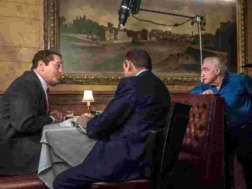 Martin Scorsese discuterait avec Apple et Netflix pour financer son prochain film au budget record