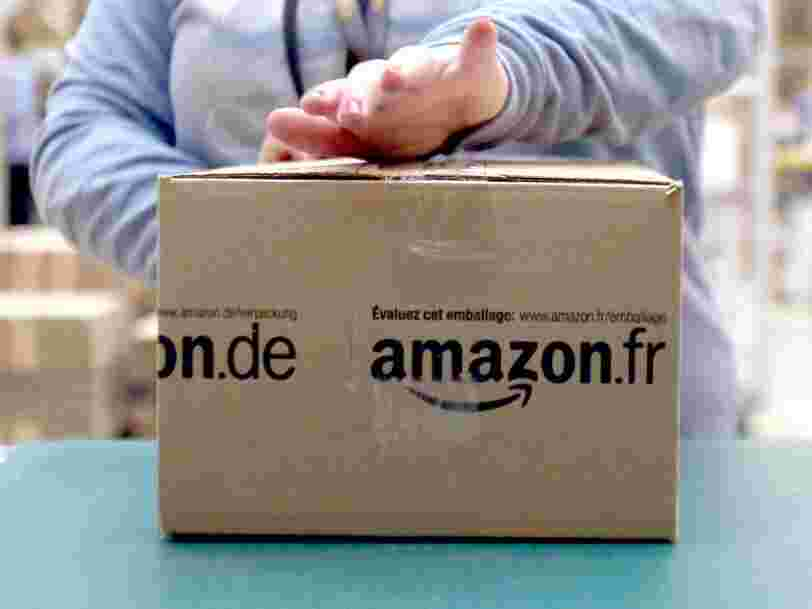 La justice française restreint l'activité d'Amazon le temps d'évaluer la sécurité de ses employés