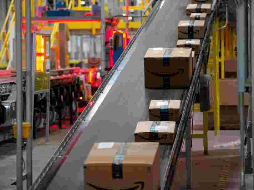 Amazon pourrait cesser son activité en France dès demain et pendant 5 jours