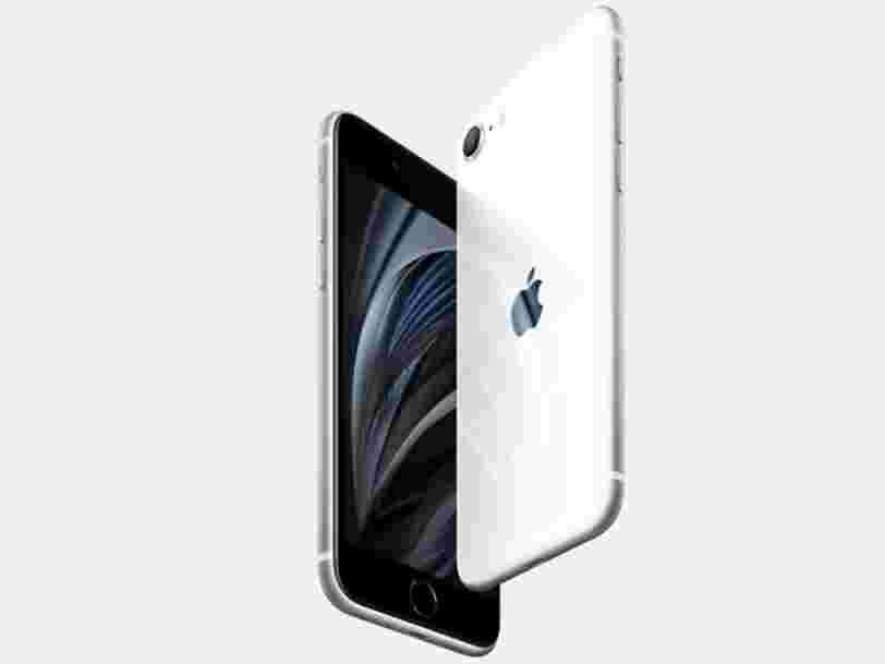 Il n'y a pas vraiment de nouveautés sur le dernier iPhone d'Apple et c'est peut-être son point fort