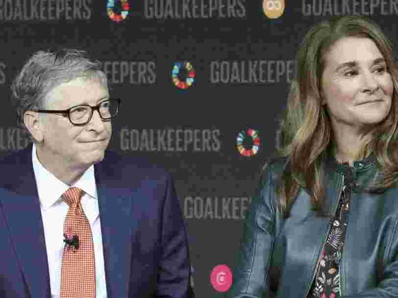La Fondation Gates consacre 150M$ de plus à la lutte contre le coronavirus après que Bill Gates a critiqué Donald Trump
