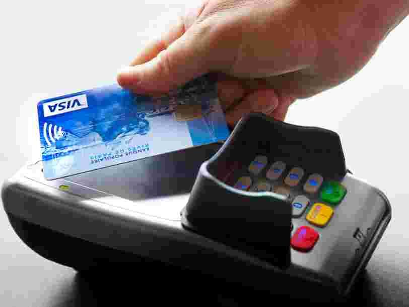 Le montant maximum pour payer sans contact va passer à 50 €