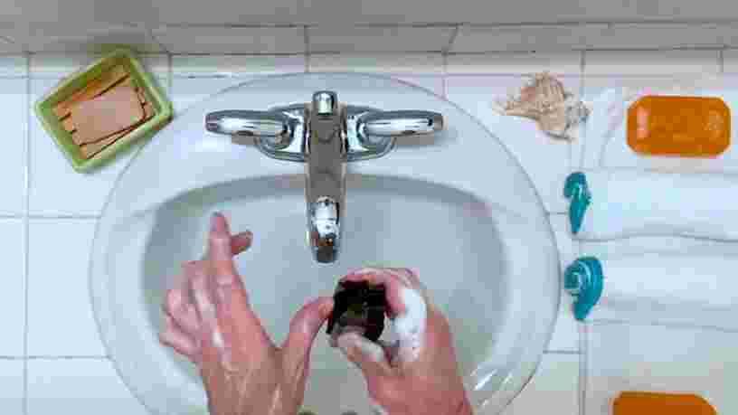 PornHub lance 'ScrubHub', un site rempli de vidéos de personnes se lavant les mains