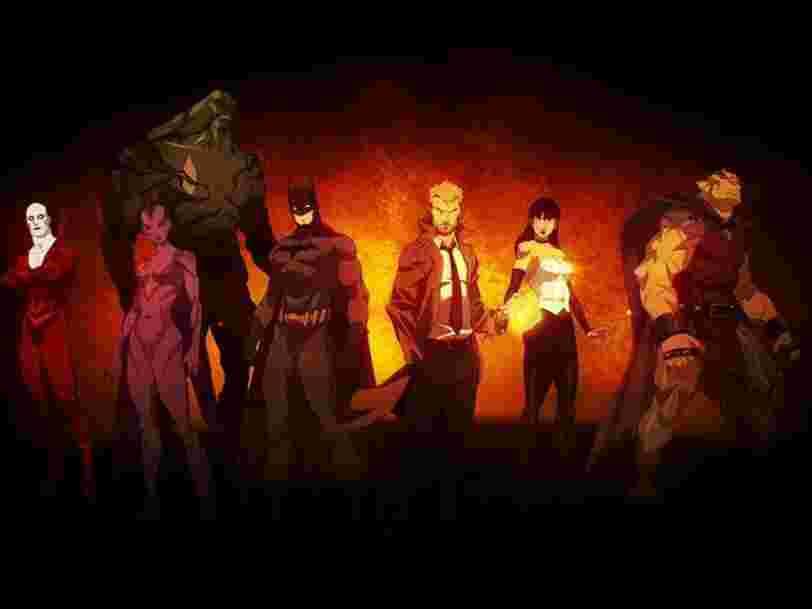 J.J. Abrams va produire une série Justice League Dark pour HBO Max