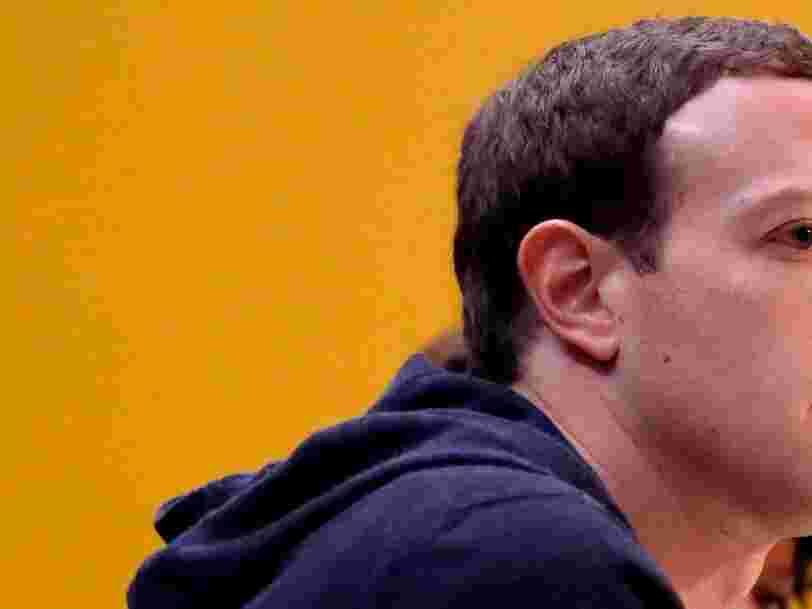 Facebook annule tous ses grands rassemblements jusqu'en juin 2021