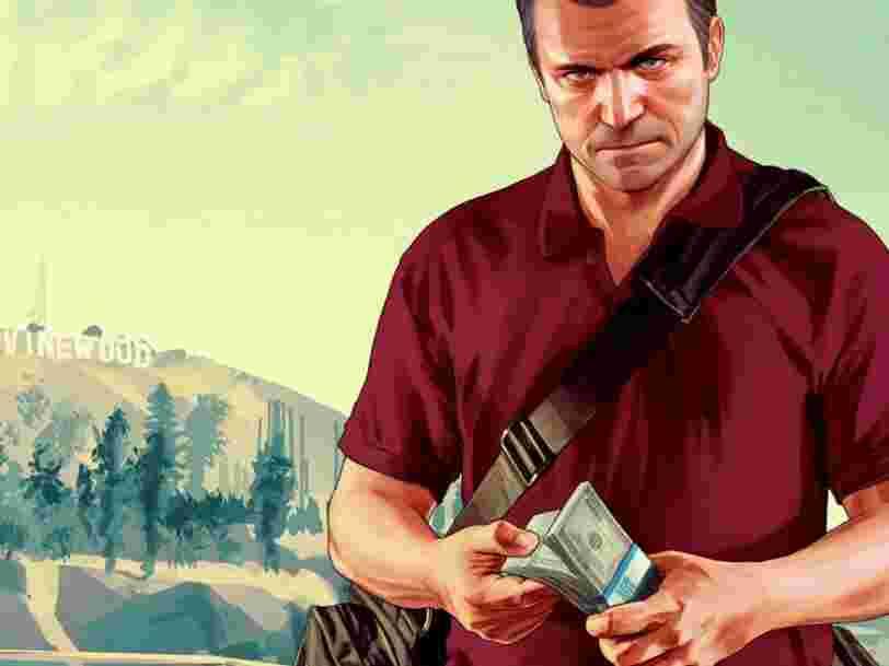 """""""GTA 6"""" serait actuellement en production chez Rockstar Games"""