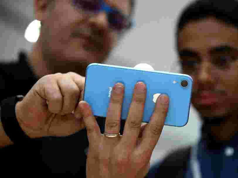 iPhone SE ou XR ? Voici les différences entre les deux smartphones d'Apple
