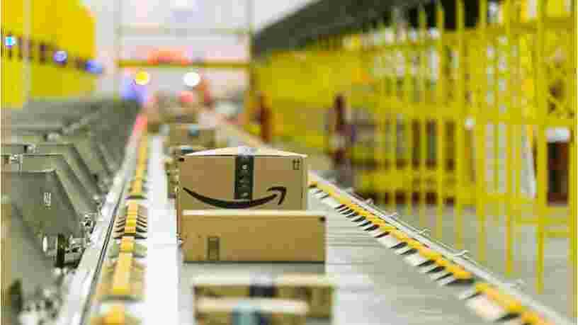 Amazon ferme ses sites en France pour deux jours supplémentaires