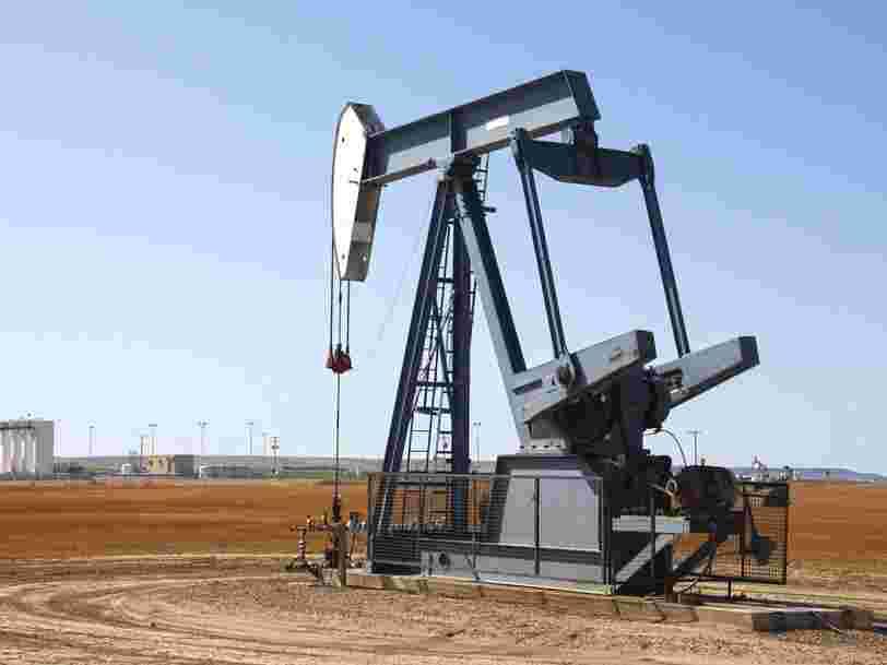 Voici pourquoi le prix du pétrole est devenu un temps négatif