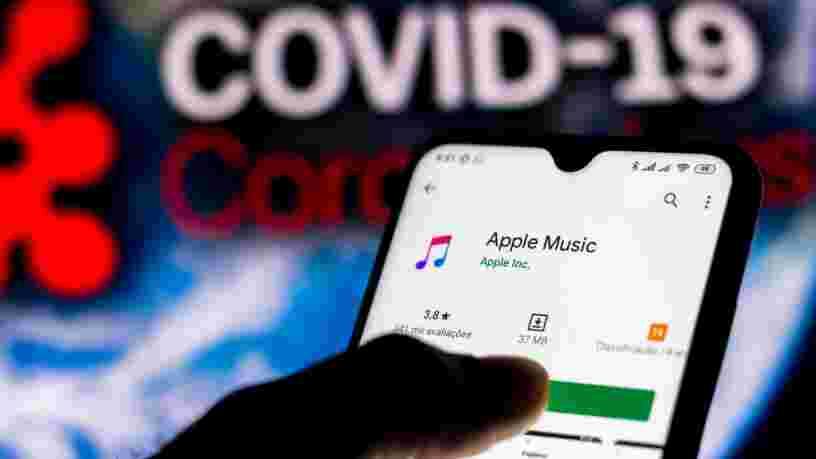 Apple lance Apple Music dans 52 nouveaux pays en plein confinement