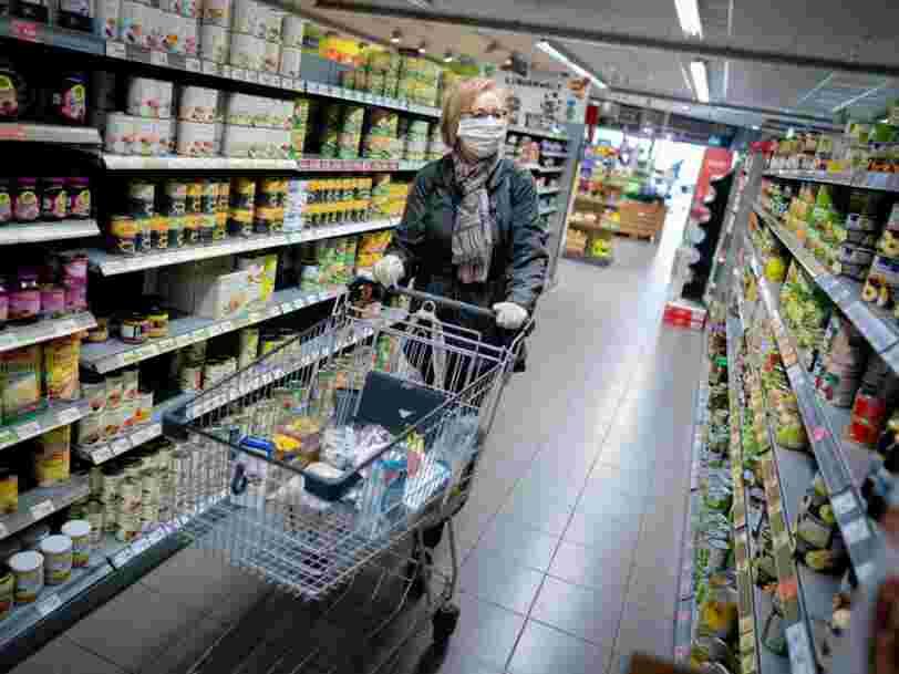 Attention, les supermarchés gonflent parfois les prix des formats familiaux, avertit Foodwatch