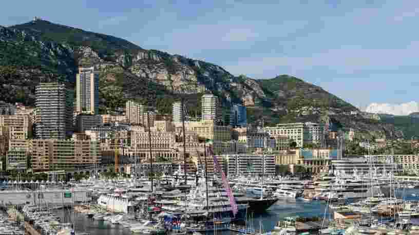 Monaco a interdit à ses résidents millionnaires de sortir leurs yachts du port pendant le confinement