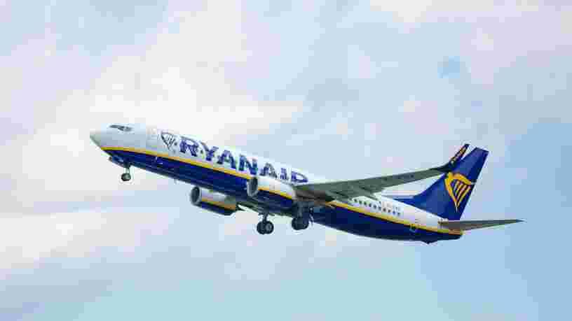 Le patron de Ryanair prévient que ses avions ne revoleront pas si les sièges du milieu doivent rester vides