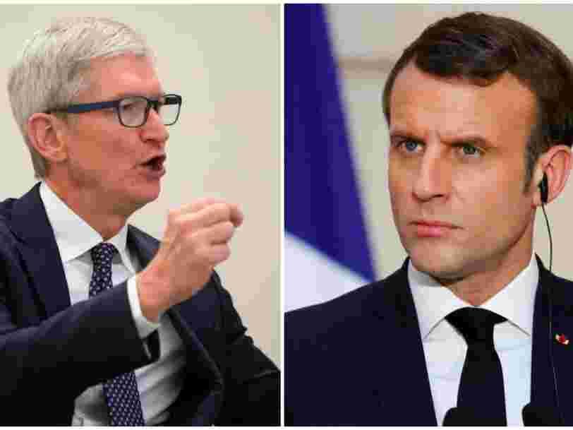 Pourquoi le bon fonctionnement de l'appli StopCovid dépend aussi d'une lutte de pouvoir entre Apple et la France