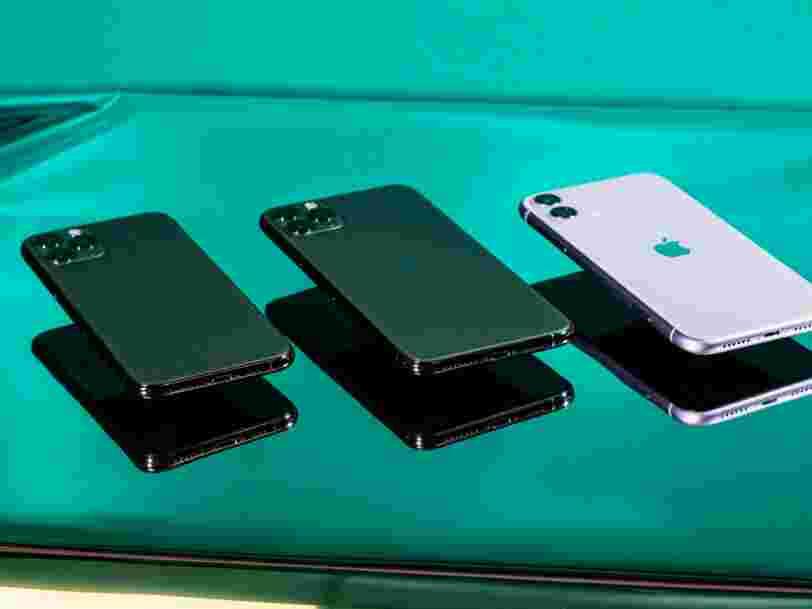 Apple repousserait d'un mois la production de l'iPhone 12, son premier téléphone équipé de la 5G