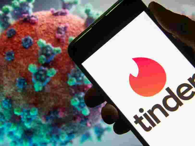 Une étude montre la différence dans l'utilisation de Tinder entre hommes et femmes
