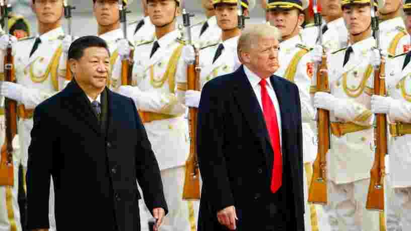 Selon Donald Trump, la gestion de l'épidémie par la Chine ferait partie d'un complot visant à lui faire perdre sa réélection