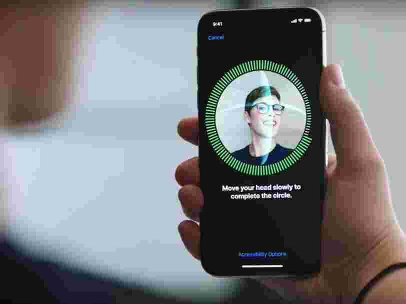 Une mise à jour d'iOS va faciliter le déverrouillage de votre iPhone quand vous portez un masque