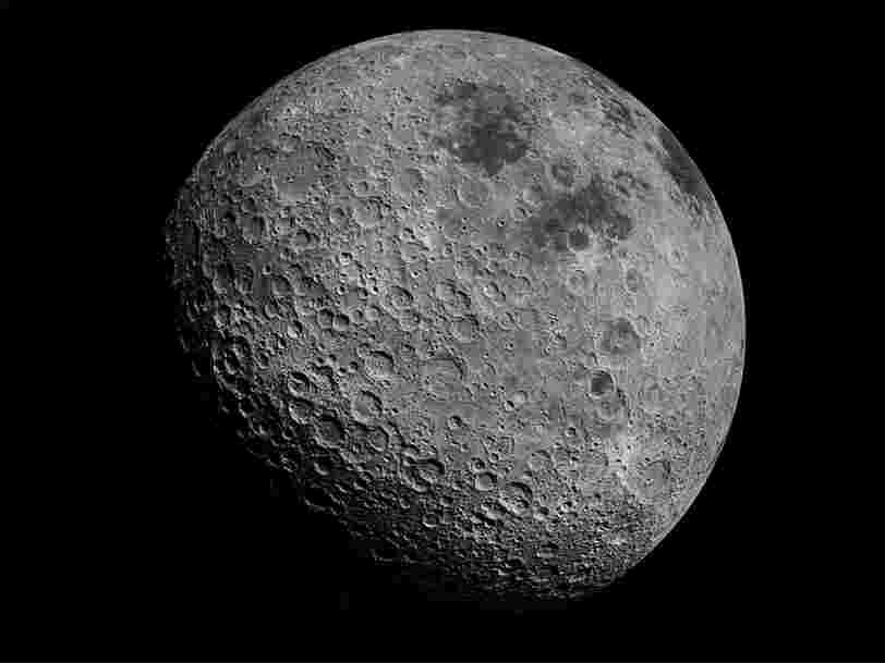 La Lune pourrait toujours avoir une activité tectonique, même aujourd'hui