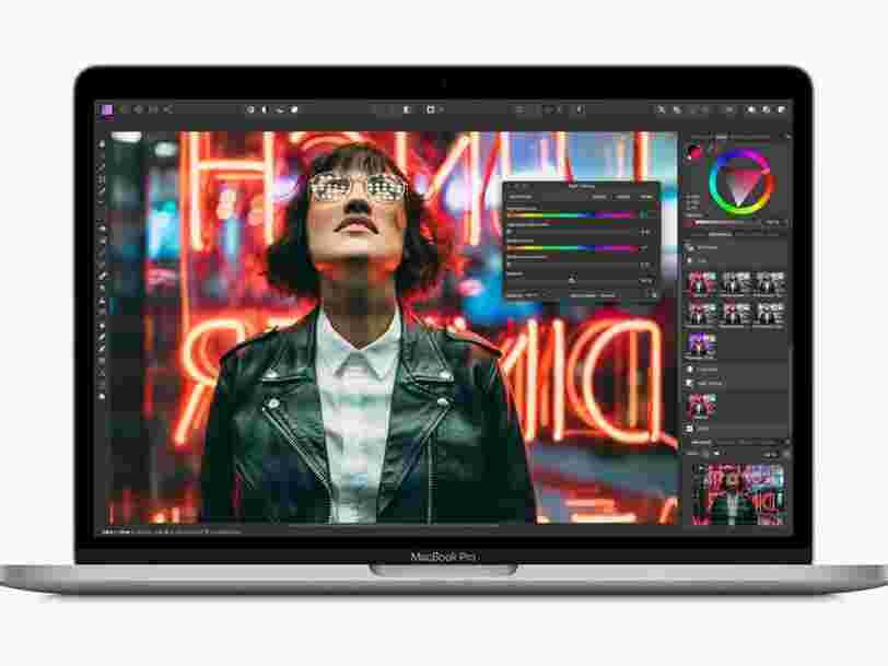 Apple vient d'annoncer un nouveau MacBook Pro avec un clavier bien meilleur