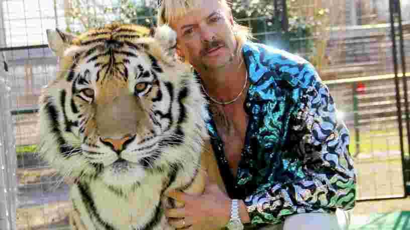 Nicolas Cage jouera Joe Exotic de 'Tiger King' dans une série TV scénarisée