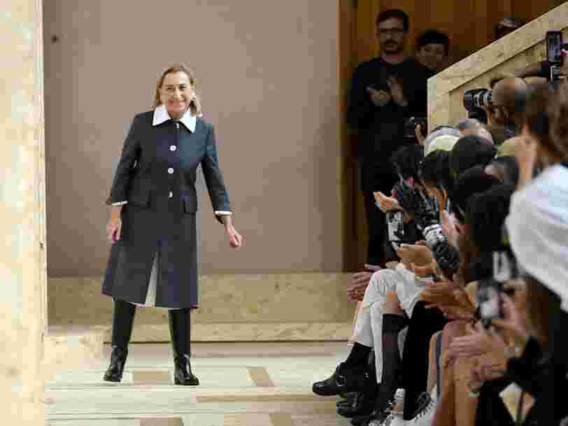 7 des plus grandes marques de luxe dans la mode dirigées par des femmes