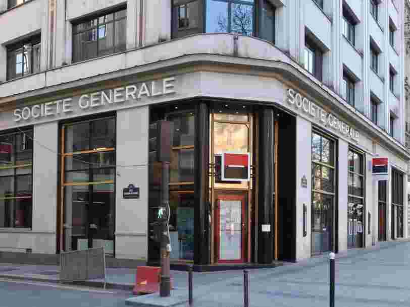 Les banques françaises sont 'beaucoup plus solides que lors de la crise de 2008'