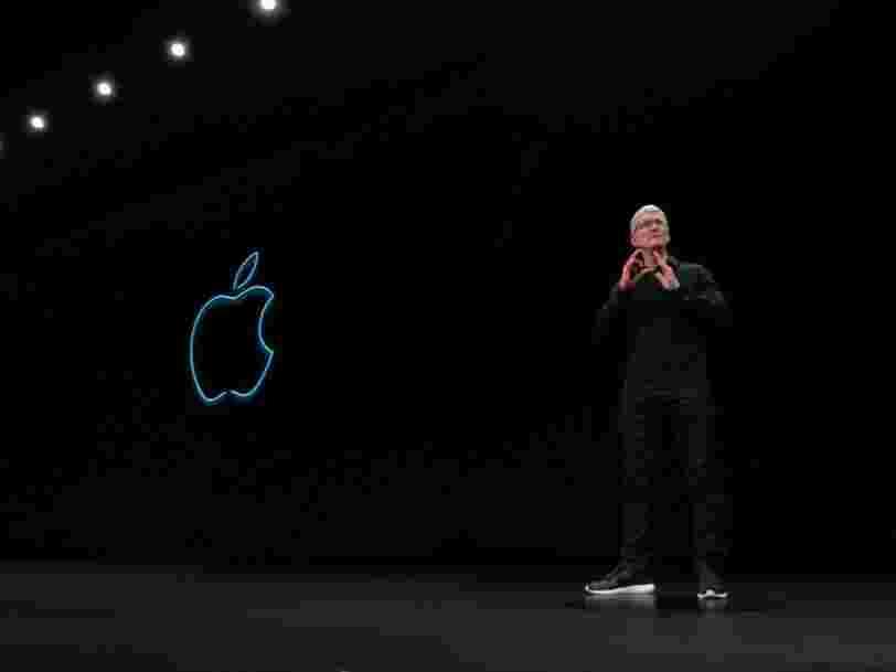 Apple a annoncé la date de son plus grand événement de l'année, qui se tiendra à distance pour la première fois