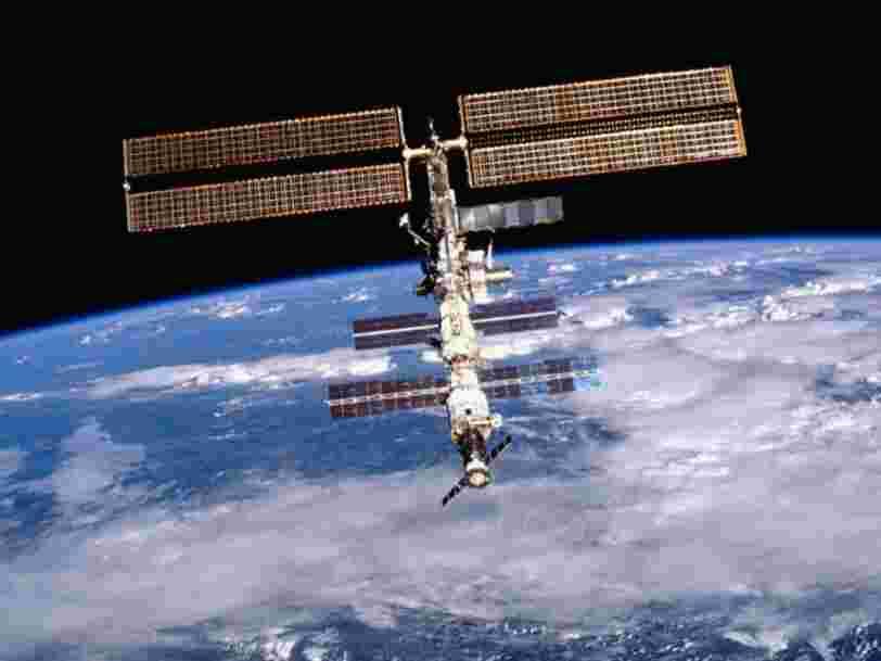 La NASA confirme qu'elle travaille avec Tom Cruise pour tourner un film dans l'espace