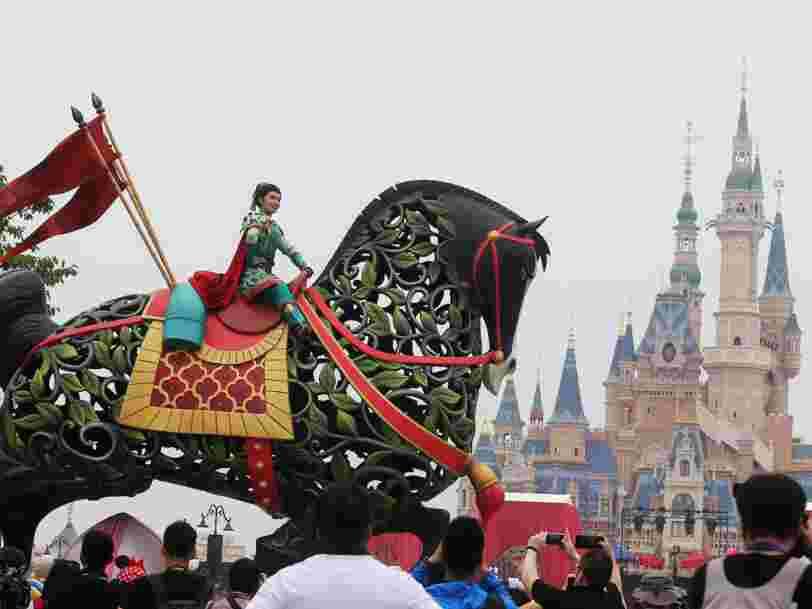 Disney a perdu plus d'1 Md$ à cause du coronavirus mais s'apprête à rouvrir un de ses parcs